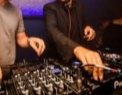 DJ- apparatuur