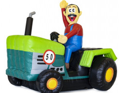 Abraham-tractor