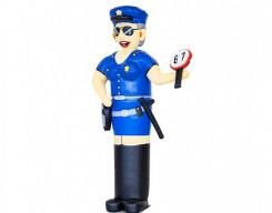 Sarah politieagente