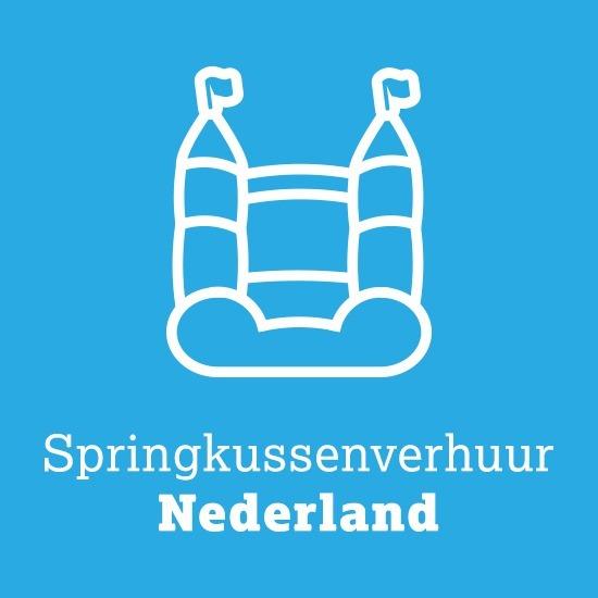 Springkussenverhuur Nederland