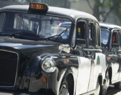 Londense taxi