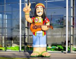 Abraham hippie