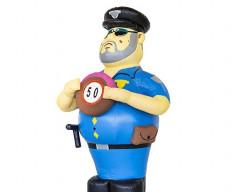Abraham politieagent